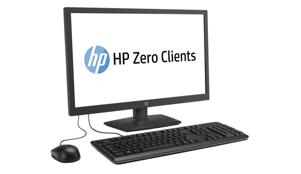 HP Zero Clients HP t310 AIO