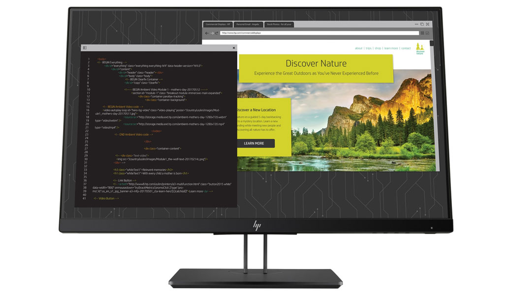 HP Z24nf G2 23.8-inch Display