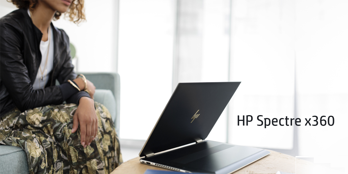 Enjoy the Performance Beyond Expectations with HP Spectre x360!