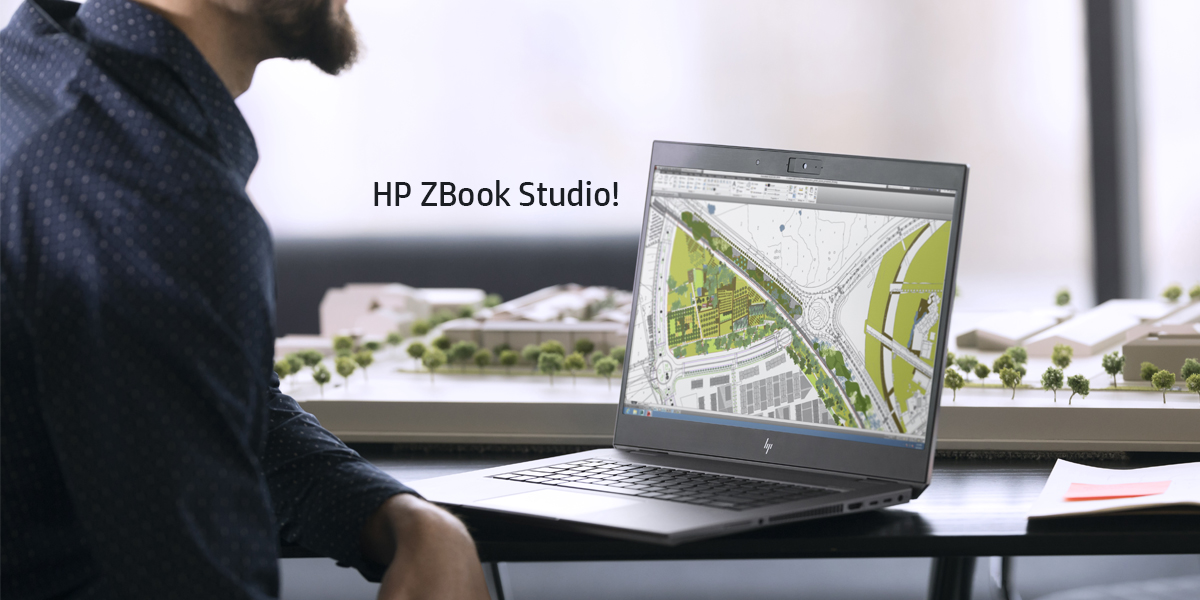 Experience the Perfect Blend of Ultra-Slim Design and Pro-Grade Performance with HP ZBook Studio!