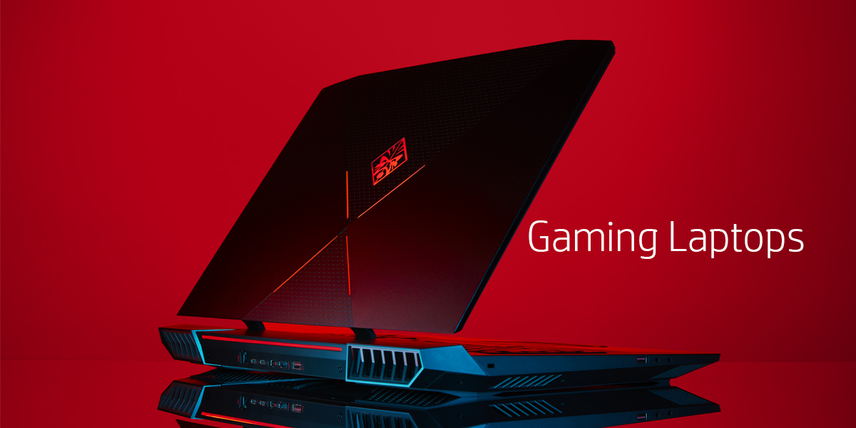 HP Gaming Laptops A Perfect Companion to Gamers