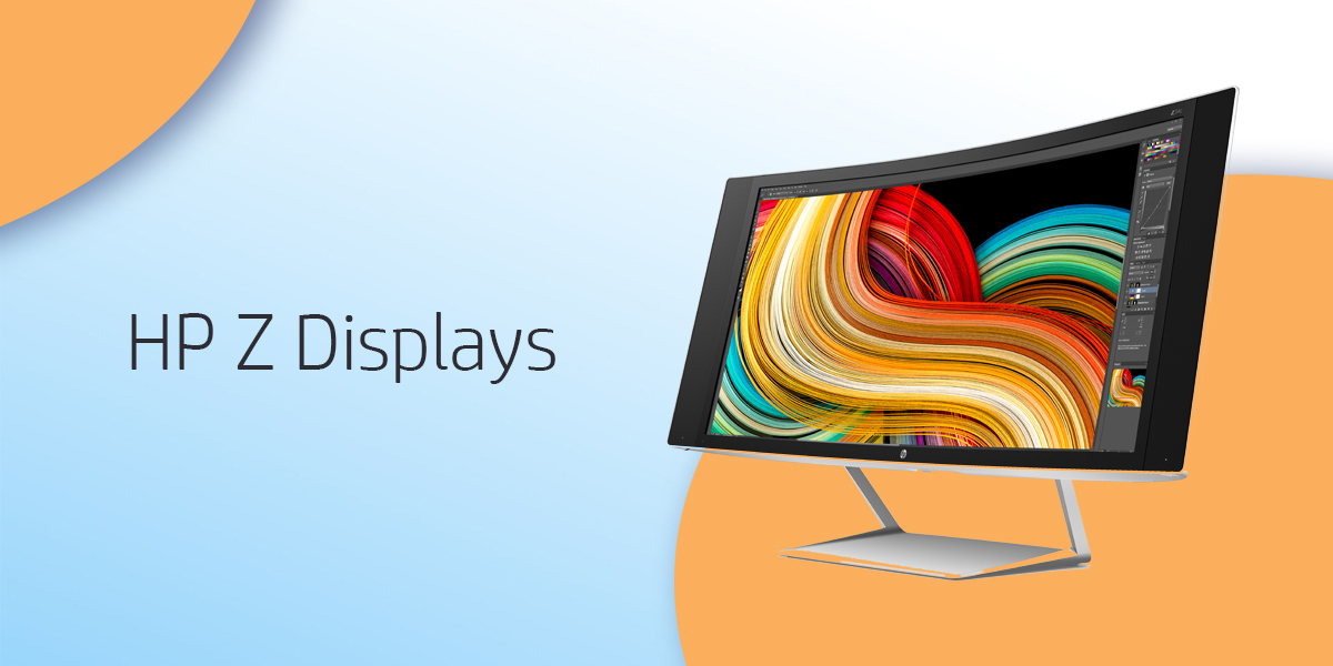 Make your work picture perfect with HP Z Displays